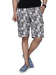 Hammock Printed Mens Cargo Shorts(H21D01J50638)