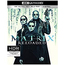 The Matrix Reloaded [4K Ultra HD + Blu-ray]