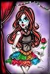Monster High SKELITA CALAVERAS 6″x9″…