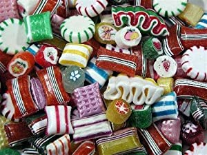 Old Fashioned Ribbon Candy Bulk