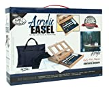 Royal & Langnickel Acrylic Easel Art Set with Easy to Store Bag