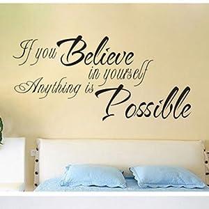quote wall decor