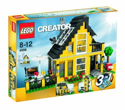 Lego Creator 4996 - Beach House By Lego back-892162