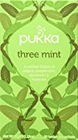 Pukka - Tisane ayurvédique Three mint bio