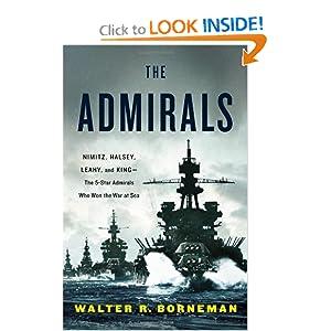 The Admirals - Walter R. Borneman