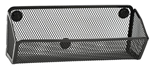 MERANGUE Small Magnetic Caddy, Black (1018-3172-20-000) (Magnetic Shelf For Refrigerator compare prices)