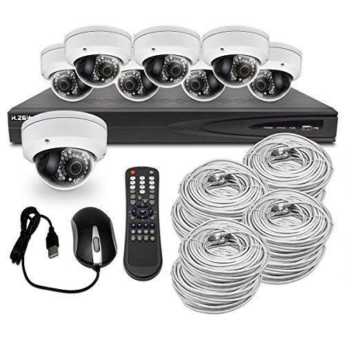 Best Vision Systems 8ch 2tb Ip Nvr Security Surveillance