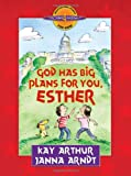 God Has Big Plans for You, Esther (Discover 4 Yourself Inductive Bible Studies for Kids (Paperback))