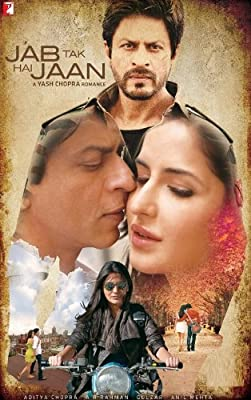 Jab Tak Hai Jaan (2012) 3 Disc Set- (Hindi Movie / Bollywood Film / Indian Cinema DVD)