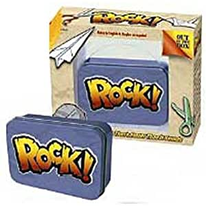 Rock Card Game