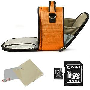 X-E1 X-E2 X-M1 w// Removable Compartments Tan Canvas Bag for Fujifilm X-T1