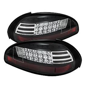 Spyder Auto Pontiac Grand Prix Black LED Tail Light