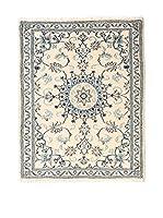 RugSense Alfombra Persian Nain Marfil/Azul 148 x 88 cm