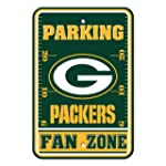 Green Bay Packers Plastic Parking Sig...