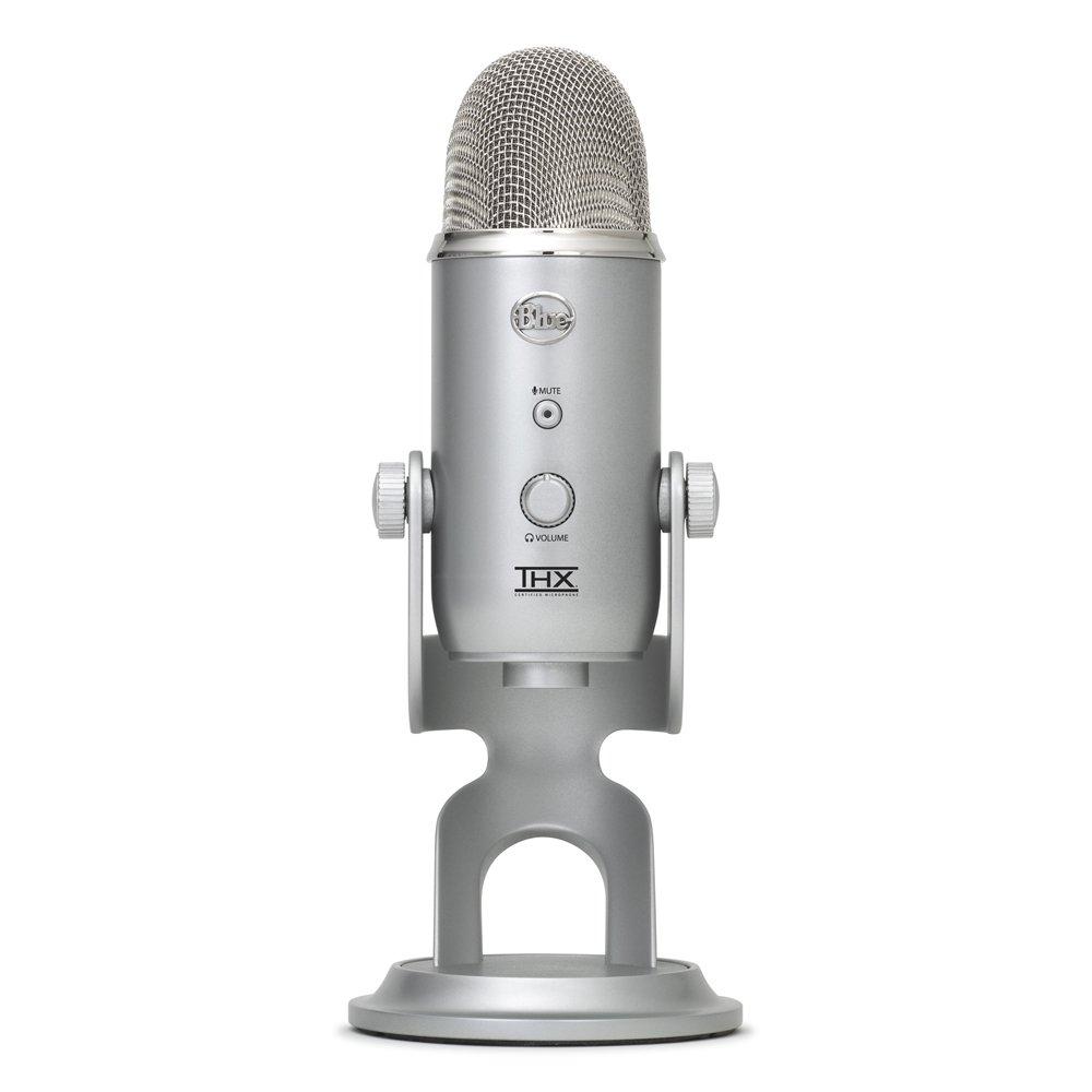 studio blue yeti usb microphone professional mic ebay. Black Bedroom Furniture Sets. Home Design Ideas