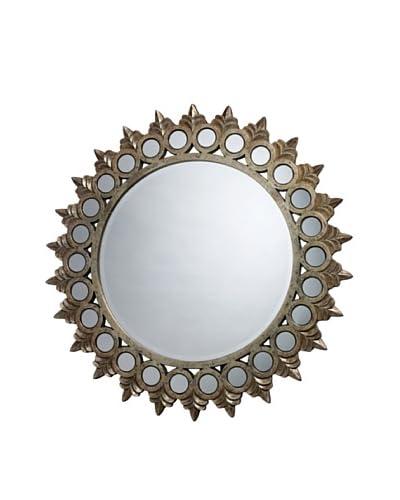 Artistic Porterdale Mirror, Sunset Silver