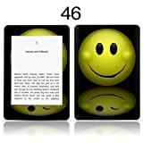 TaylorHe Vinyl Skin Decal for Amazon Kindle Paperwhite Ultra-slim protection for Kindle MADE IN BRITAIN FREE UK DELIVERY Design of Smiley Face