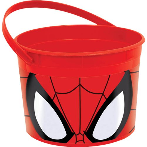 Spider-Man Favor Pail