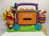 Winnie the Pooh Hayride Cassette Tape Recorder