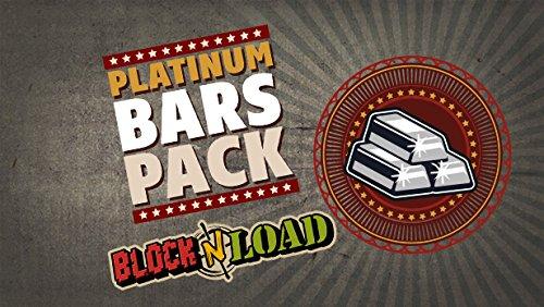 Block N Load - Platinum Bar Pack (DLC) [Online Game Code]