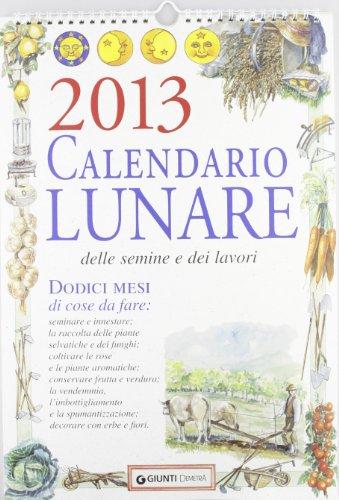 Calendario Lunare 2013