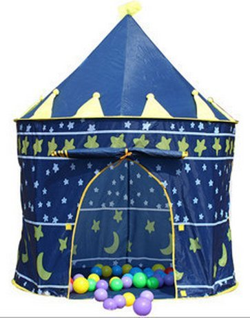 Melife® Children Kids Playhouse Castle Play Tent - Indoor / Outdoor