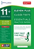 11+ Essentials Cloze Tests Book 1 for CEM (First Past the Post)