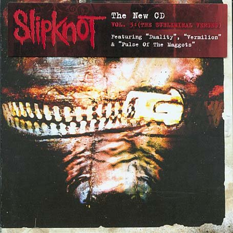 Slipknot - Vol.3: (the Subliminal Verses) - Zortam Music