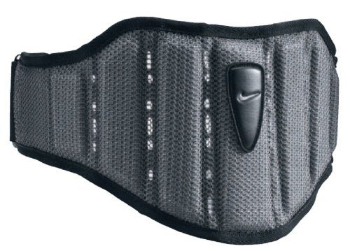 Nike Structured Training Belt (Midnight Fog/Cool Grey/Black, Medium)