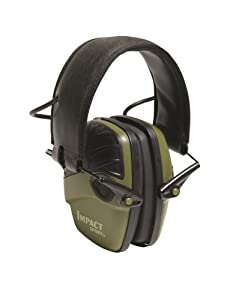 Howard Leight Impact Sport Amplification Electronic Earmuff