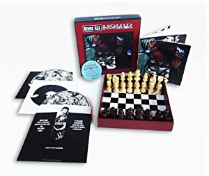 Liquid Swords: the Chess Box