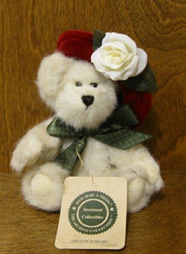 "Colette Dubeary 6"" Boyds Bear (Retired)"