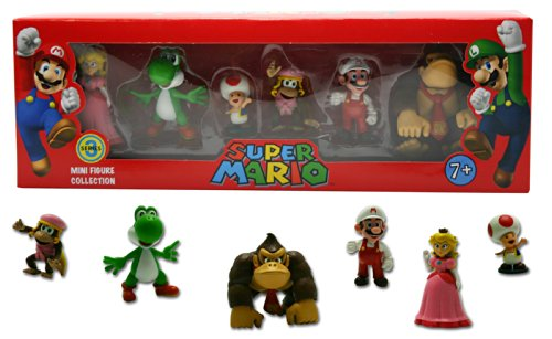 [Import Anglais]Super Mario Mini Figure Collection Series 3