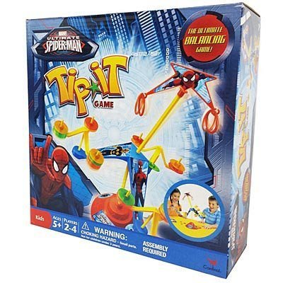 Spiderman Tip It Game - 1
