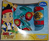 Disney Jake and Neverland Pirates Junior Skate Combo