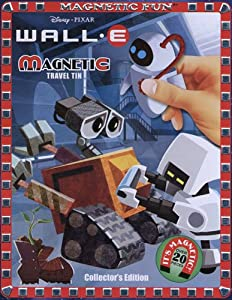 Wall - E Collectors Edition Travel Tin Magnetic Toy