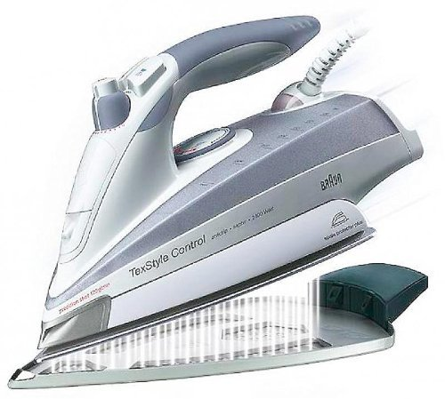 Braun Txstyle Control Iron (Iron Si 18890) (220 Volts- Will NOT Work Here in USA and Canada)