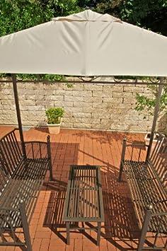 clp traumhaft sch ner pavillon aus metall mit 2 b nken tisch 106 x 46 cm dach gr e dc557. Black Bedroom Furniture Sets. Home Design Ideas