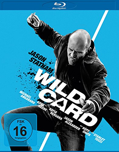 Wild Card Bd [Blu-ray] [Import anglais]