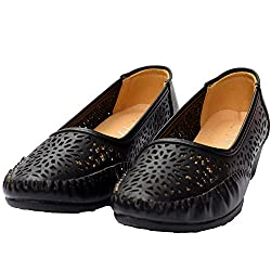 Gospel Women Gia Black Pu Loafer 39 EU