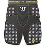 Warrior BZKGP Buzzkill Men's Goalie Lacrosse Leg Pads (Call 1-800-327-0074 to order)