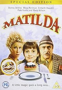 Matilda - Special Edition [DVD] [2004]
