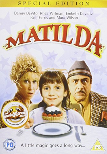 Matilda [DVD] [Import] -