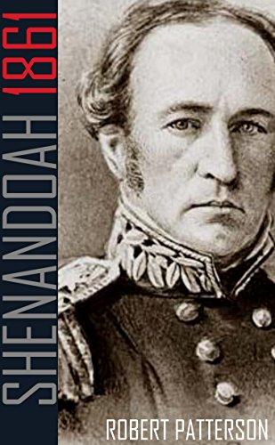 Robert Patterson - Shenandoah 1861