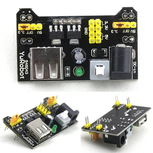 Ranking Mb102 Breadboard 3.3V/5V Power Supply Module 3.3V/5V For Arduino Board