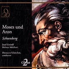 Schoenberg: Moses und Aron: Scene 3