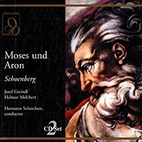 Schoenberg: Moses und Aron: Scene 1