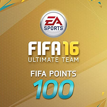EA Sports FIFA 16 - 100 FIFA Points - PS3 [Digital Code]