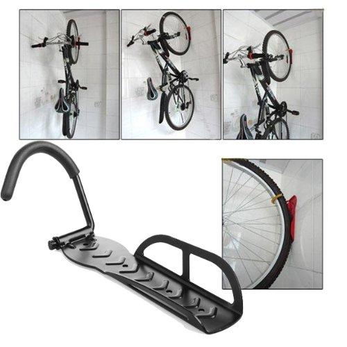 Phgiveu New Wall Mountable Space Saving Cycle Bike Storage Hooks