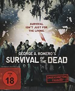 Survival of the Dead (Ungeschnittene Fassung) [Blu-ray]